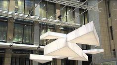 GR presidency (2014 H1) - Justus Lipsius: Entrance installation