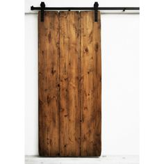 Dogberry Tuscan Villa 36 x 82 inch Barn Door with Sliding Hardware System | Overstock.com Shopping - The Best Deals on Wall Paneling