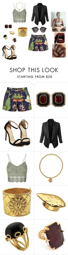 """&"" by raquelitaa-torres ❤ liked on Polyvore featuring Penfield, Ciner, Maybelline, LE3NO, Topshop, Chanel, Allison Daniel, Valentin Magro, Erickson Beamon and Christian Dior"