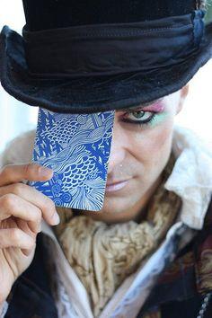 Heroic Tarot - the magician