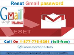 Aren't you able to recover your Gmail password? Do you know how to recover forgotten Gmail account password? If no, then instead of worrying, just make a call at Gmail Password Recovery Number 1-877-776-6261. Our technicians available 24 hours a day at the helpline cater all your needs in an effective manner. In addition to this, our service charges are quite nominal which won't bore any hole in your pocket.