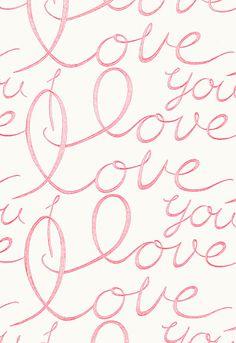 Love Schumacher Fabric :: Lulu DK #love #fabric