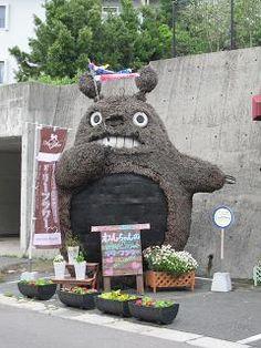 Totoro House (Fukuoka, Japan)
