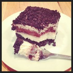 Oreo Cream Cheese Layer Dessert Recipe...quick, no bake dessert that looks amazing