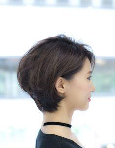オトナ女子に大人気!ショートボブスタイル( MT-115) | ヘアカタログ・髪型・ヘアスタイル|AFLOAT(アフロート)表参道・銀座・名古屋の美容室・美容院 Short Bob Haircuts, Cute Hairstyles For Short Hair, Short Hair Cuts, Short Hair Styles, Princess Diana Hair, Love Your Hair, Bad Hair Day, Gorgeous Hair, Hair Lengths