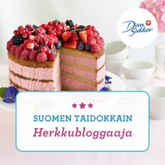 Sokerivaltakunta: Suomen taidokkain herkkubloggaaja: SOKERIVALTAKUNT...