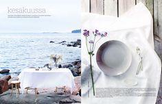 Piknik meren äärellä Archipelago, Home Deco, Tapestry, Summer, Design, Deco, Hanging Tapestry, Tapestries, Summer Time