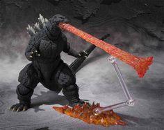 Godzilla S.H. MonsterArts Actionfigur Godzilla 1995 Birth 18 cmv- Figur