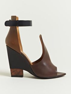 0633cd1188 Givenchy Women's Ankle Strap Wedges Givenchy Women, Hot Shoes, Shoes Heels,  Ankle Heels