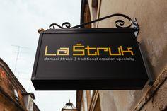 """A Zagreb, le petit resto """"La Struk"""" ne sert que du strukli, la seule et unique spécialité culinaire traditionnelle typique à la région de Zagreb."""