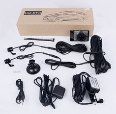 Free shipping Full HD road safety guard 1080p Vehicle Camera Video Recorder DVR and truck DVR /car black box