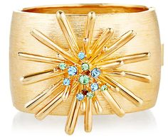 Starbust Aqua Cuff  | Loving It | One Kings Lane