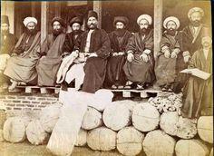 Persian Tobacco Merchants -   Datebetween 1876 and 1933