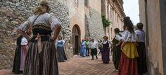 Vecinos de Sot festejan la obtención de la Carta Puebla