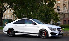 Mercedes-Benz CLA 45 AMG Edition 1