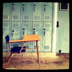 High School, photo by Kim Derby via flickr