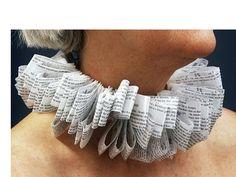 wearable paper art - Google Search