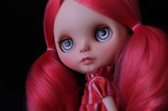 OOAK custom Takara Blythe doll Colette by Chantilly by outonalimb1, $875.00