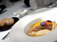 Conoces el nuevo Chef del Majestic? Nandu Jubany es una referencia de alta cocina y el tiene una estrella Michelín! #salmon #jubany #delicious
