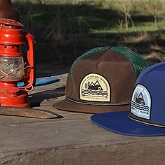 Pioneers of aimless wandering since 2004. Our new Foundation Hat is made with a breathable nylon fabric and features a mid-profile design with adjustable snap back. Available in stores and online at http://www.hippytree.com/shop/hats/foundation-hat-1.html #surfandstone