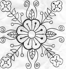 Resultado de imagem para patrones para bordados mexicanos