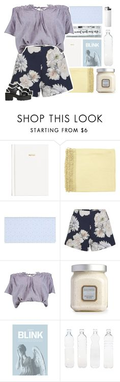 """Not friends. Not enemies. Just strangers with some memories"" by mint-green-macaroonn ❤ liked on Polyvore featuring H&M, Surya, Balmain, Finders Keepers, Boohoo, Laura Mercier, Blink, Seletti and Windsor Smith"