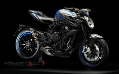 Download wallpapers MV Agusta Brutale 800 RR, Pirelli Edition, 2018, sports motorcycle, 4k, tuning, racing motorcycles
