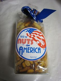 Were Nuts In America Peanut Bag                                                                                                            Were Nuts In America             by        One More Salute to Vanity      on        Flickr