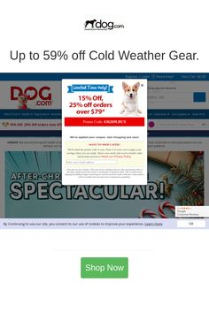 Best deals and coupons for Dog.com