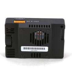 iSDT SC-608 150W 8A MINI Smart LCD Battery Balance Charger Sale - Banggood.com
