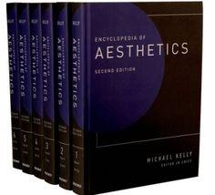 Encyclopedia of aesthetics / Michael Kelly, editor in chie - 2nd ed. - Oxford ; New York : Oxford University Press, cop. 2014 Contén Volume 1. Abhinavagupta-Byzantine Asthetics -- Volume 2. Cage, John-Expression Theory of Art -- Volume 3. Fanon, Frantz-Italian Aesthetics --- Volume 4. Jakobson, Roman-Novel -- Volume 5. Obscenity-Simulacrum -- Volume 6. Situationist Aesthetics-Zhuangzi (Chuang-Tzu)