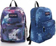 Galaxy Jansport Backpack