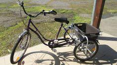 tricicleta Targu-Mures - imagine 1