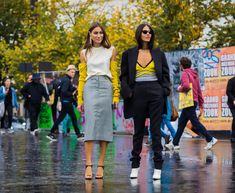When it comes to Paris Fashion Week Spring 2018 street style, the fashion set left the best for last.