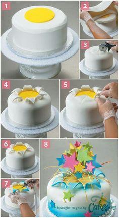 Exploding cake                                                                                                                                                     More