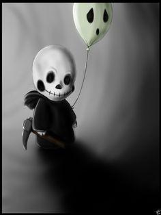reaper of death by punkucats