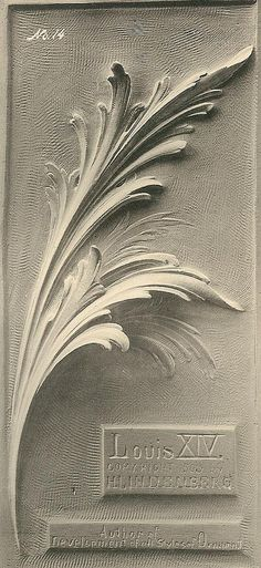 Acanthus-plate14-LouisXIV-lg | Flickr - Photo Sharing!