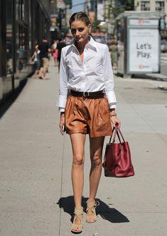 Olivia Palermo - Olivia Palermo Runs Errands in NYC