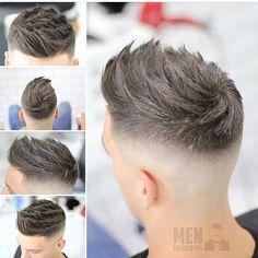 "7,466 Likes, 23 Comments - HAIRSTYLES MEN & BARBER VIDEOS (@hairstylemens) on Instagram: ""#hairstylemens FOLLOW ▶ @msfashio ◀ #hair #followme #longhair #love #hairstyle #menshair #haircut…"""