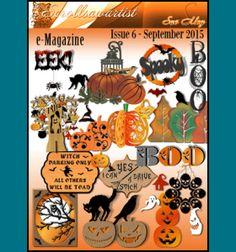 Scrollsaw Artist Sue Mey's September 2015 e-magazine is out now. 17 projects and patterns/ pattern sets , and  ideas for #decoupage and #transferringtext to wood, and #technique #oversizedbacker for only $7.95 . Please support ScrollSawPatternDesigners. http://www.scrollsawartist.com/e-magazine-issue-6-september-2015.html PDF Digital Download #scrollsawpatternsandprojects  #Halloweenpatterns #HalloweenDIY #woodworking