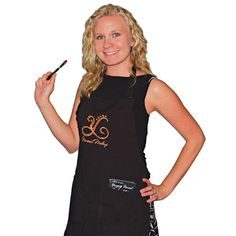 MINERAL MAKEUP - YOUNGEVITY APRON -- BLACK www.fdiyhealthandwealth.info