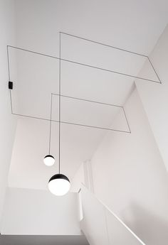 String Light - Sphere head - 12mt cable   Flos