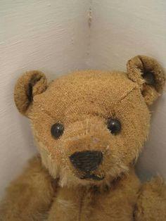 Old Teddy Bears, Steiff Teddy Bear, Christmas Teddy Bear, Charlie Bears, Old And New, Images, Bunny, Creatures, Victorian