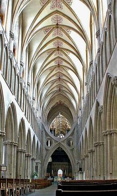 Wells Cathedral, Somerset, England, uncredited