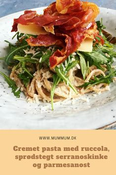 Greek Recipes, Italian Recipes, Yummy Eats, Yummy Food, Food For The Gods, Dinner Is Served, Food Hacks, Food Inspiration, Pasta Recipes