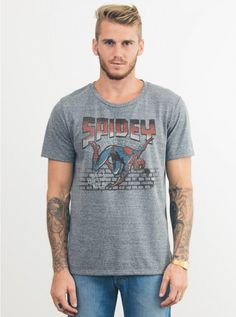 Spiderman Tee // JF Clothing Co