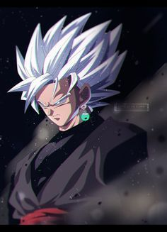 Dragon Ball Super - Black Goku Strikes!!! by DeviousSketcher.deviantart.com on @DeviantArt