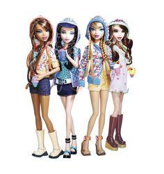 My Scene Sweet Treat Dolls