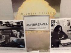 Jawbreaker Photo Press Kit 1999 Pam Grier Rose McGowan Julie Benz Color Slides