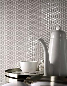 wall tiles paillettes bianco - Lea Ceramiche